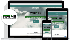 TarenceHill-ShowCase WebDesign 2a